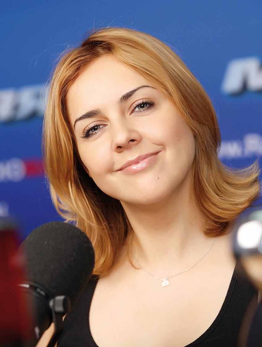 фотки российских телеведущих что сегодня