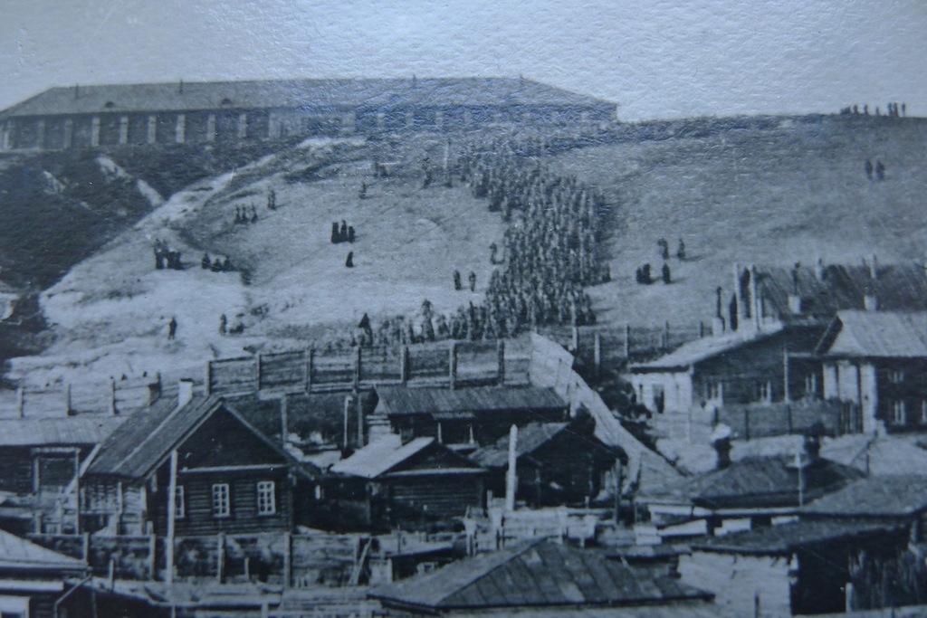 Исторические фото красноярска