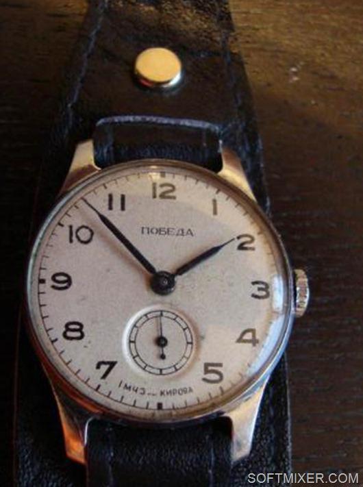 Купить часы победа зимой часы кристиан аудигер купить