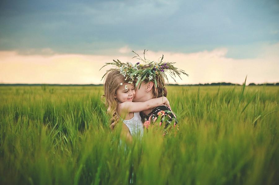 Трогательные картинки про маму и ребенка, картинки для настроения