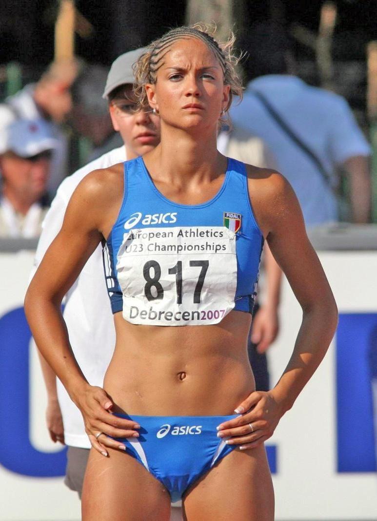 Засветы российских спортсменок фото
