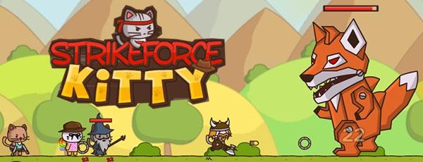игра ударный отряд котят 2 играть с читами много денег