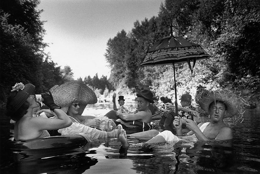 40 ретрофото, демонстрирующих то, каким странным мир был раньше история, ретро, фото