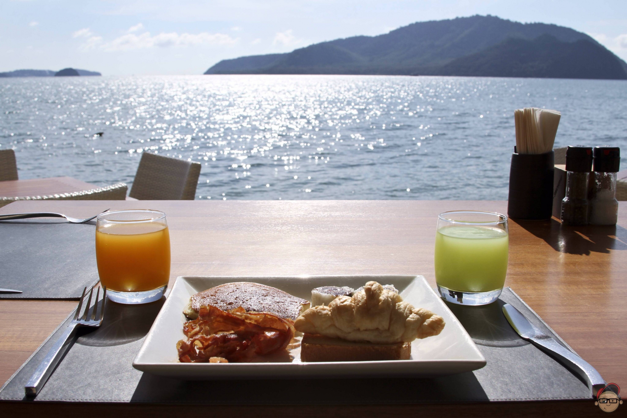 Завтрак у моря красивые картинки, приколами понедельник
