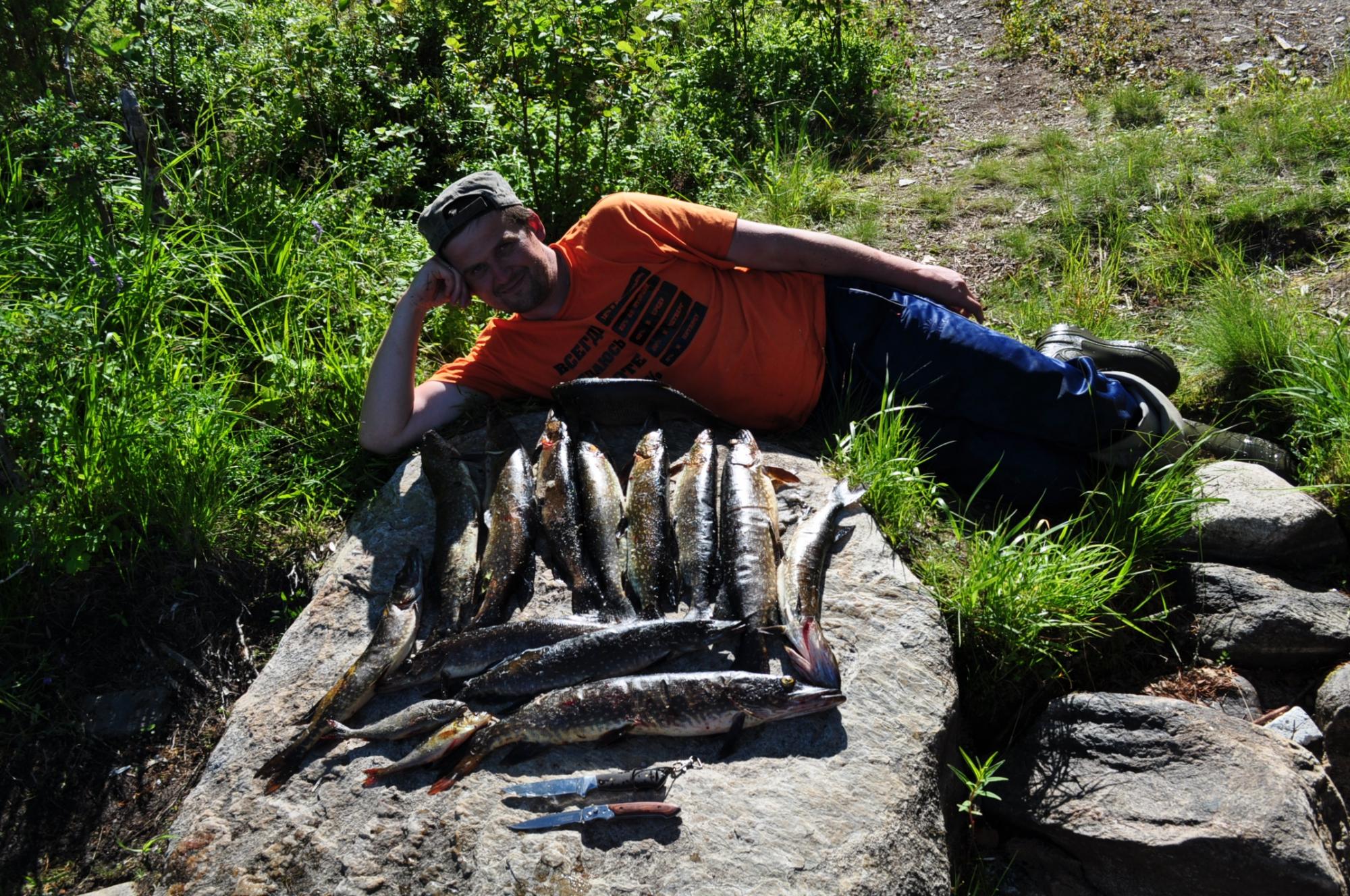 Выбираем лучшее время для рыбалки