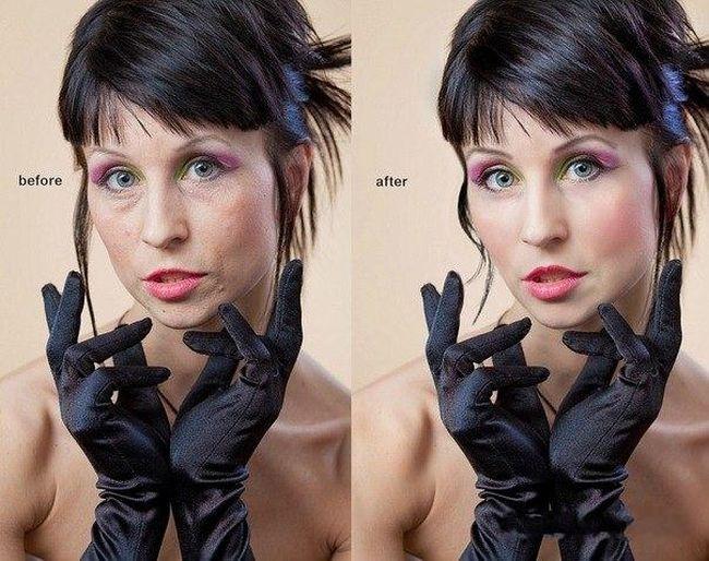 Знакомство с photoshop 8