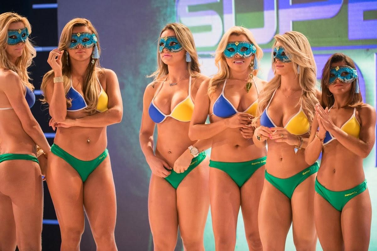 Пляжный конкурс лучшая попка