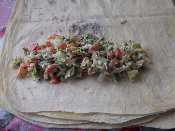 Начинка для шаурмы рецепт с фото пошагово. Как сделать 95