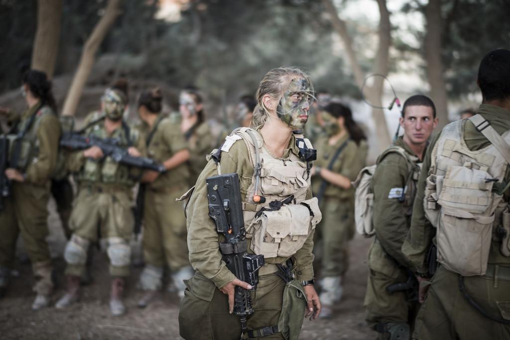 Секс народов мира армия израиль