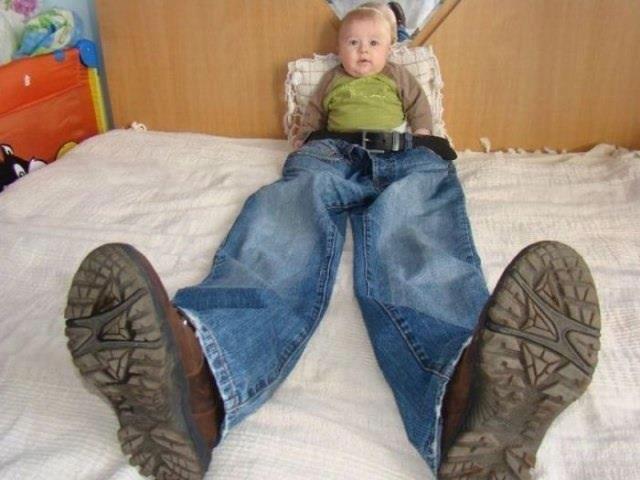 Ребенок остается с отцом. - если ребенок остался с папой - запись 49