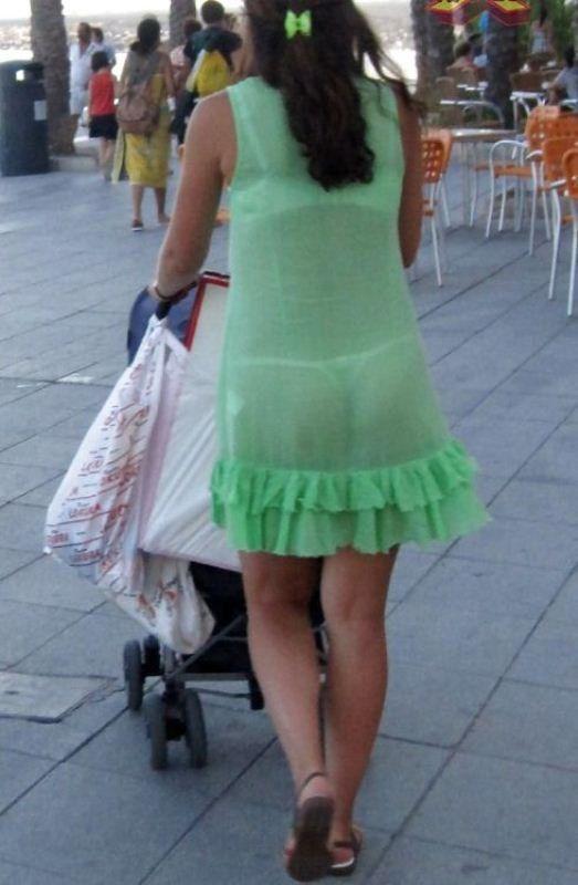 Фото просвечивающая одежда