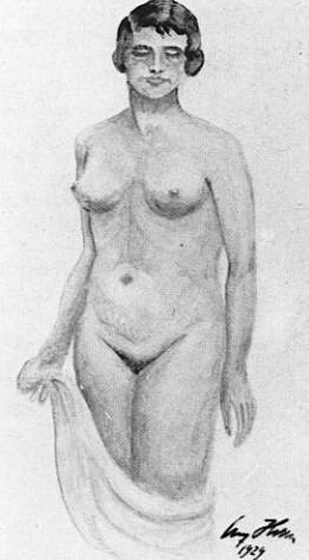 Hitler nude woman 15