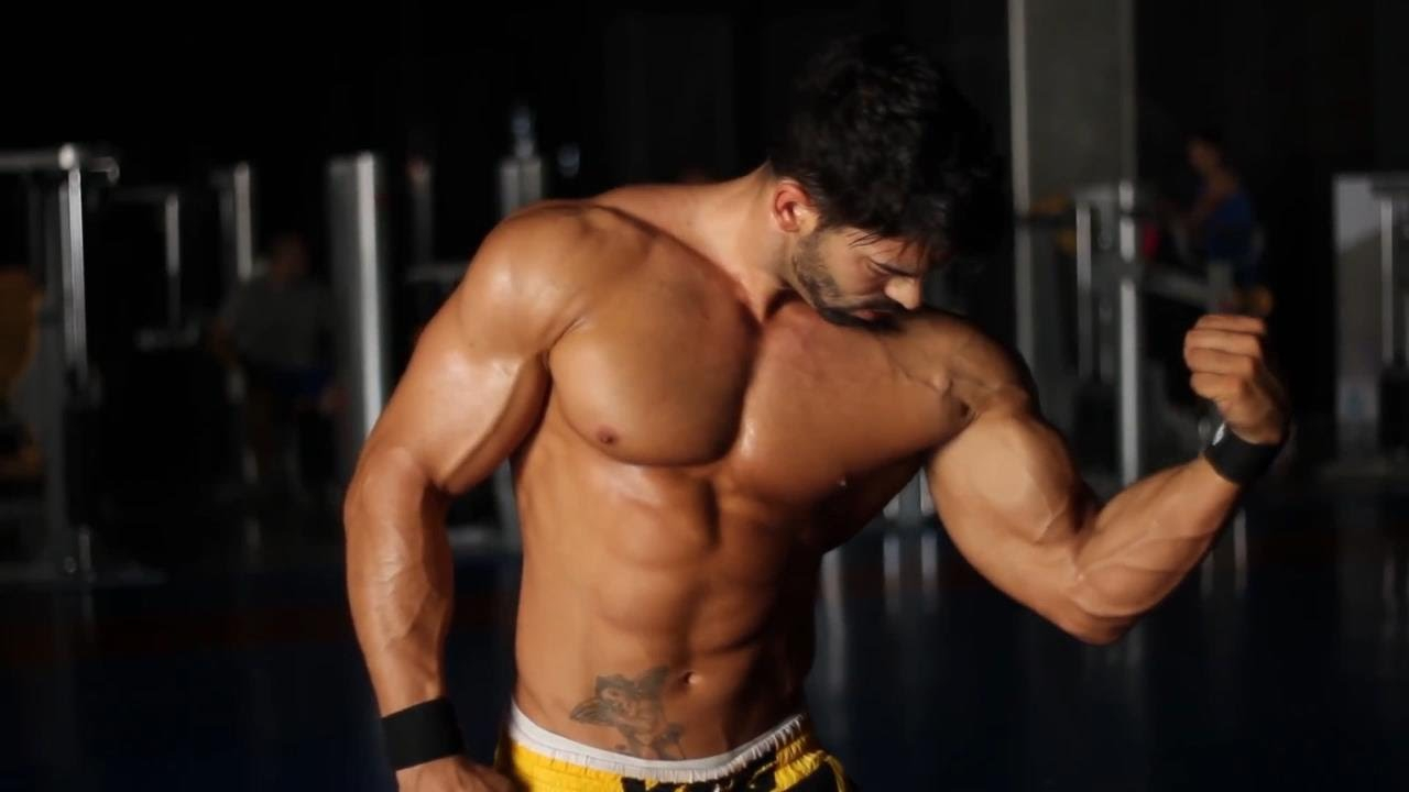 Sergi Constance - Motivation Workout Video