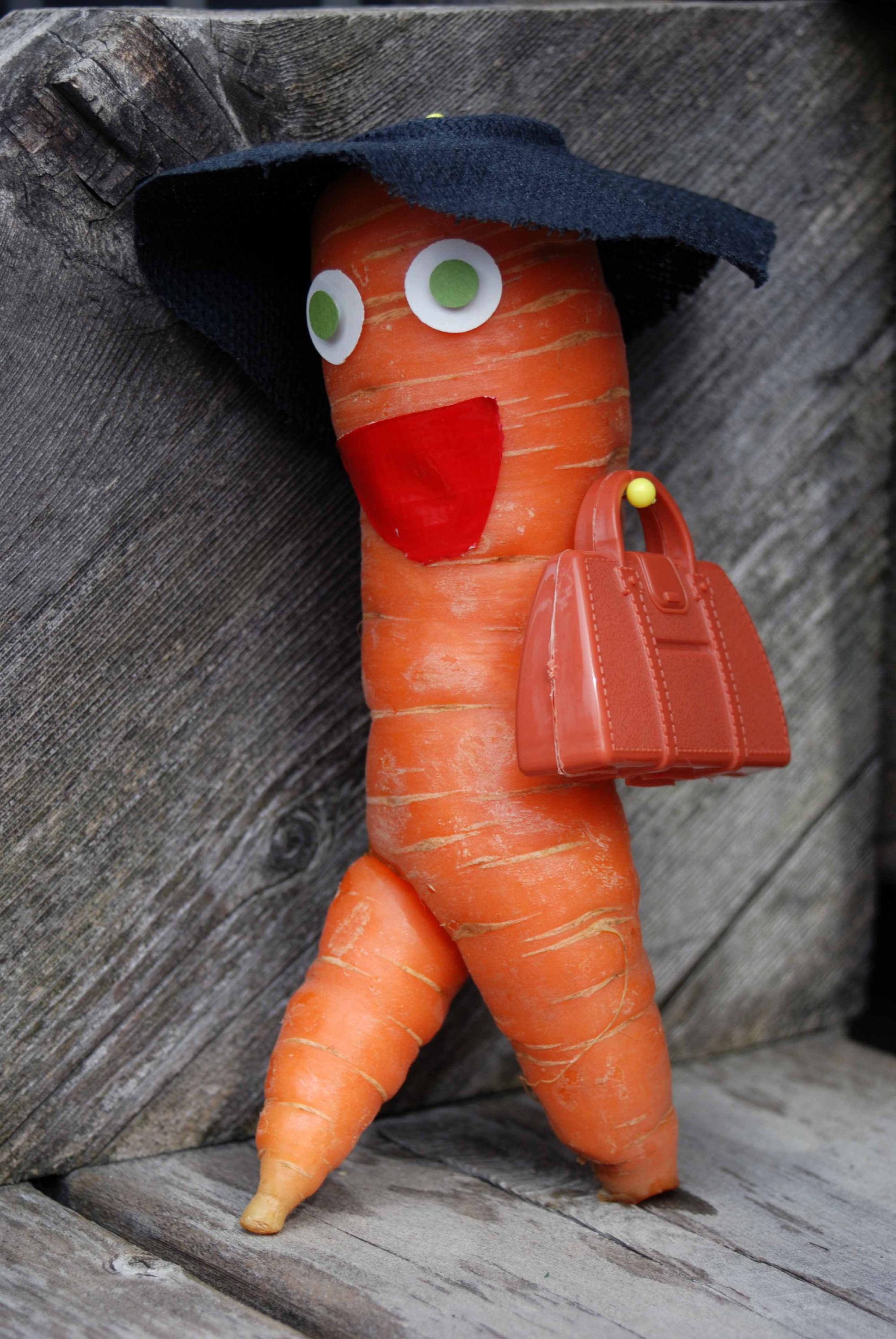 Смешная морковка картинка, день
