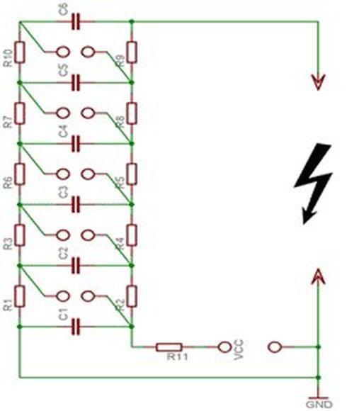 Опасное развлечение: простой для повторения генератор высокого напряжения