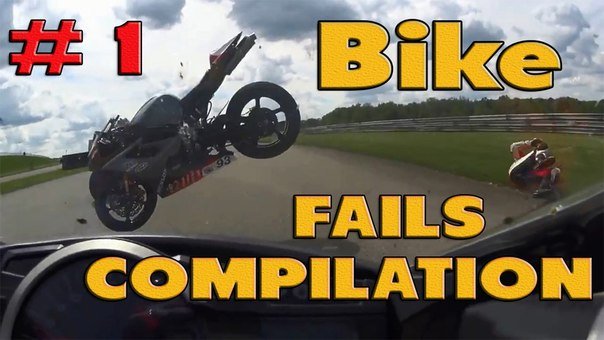 Failure Funny Films - Bike Fails Compilation #1 || Autumn 2014
