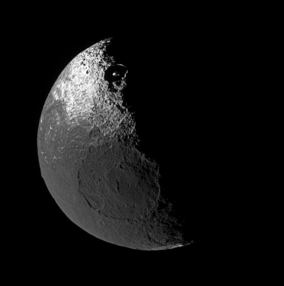 помним япет спутник сатурна фото дома магазин пятерочка