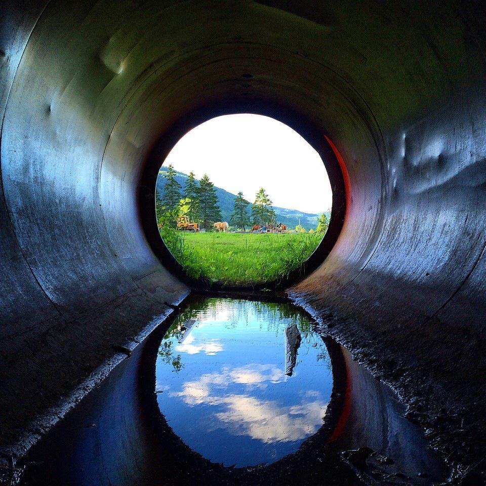 вилла тоннели картинки в конце тоннеля том