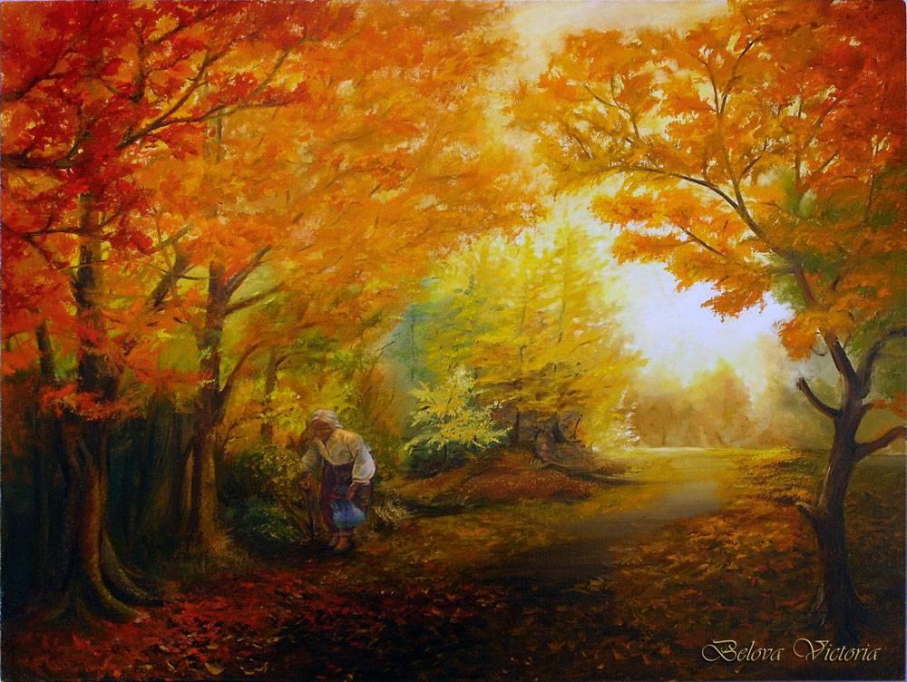 Знаменитые картины об осени