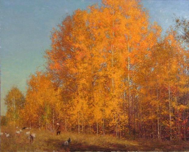 Осень в живописи русских художников доклад 3228