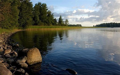 ТОП-10 самых больших озер России