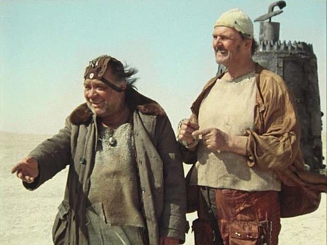 КИН-ДЗА-ДЗА! - история создания фильма СССР, кин-дза-дза, кино, факты