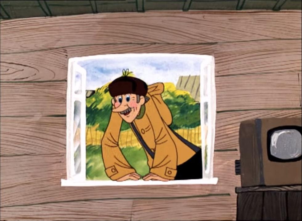 Днем, смешные картинки почтальона печкина