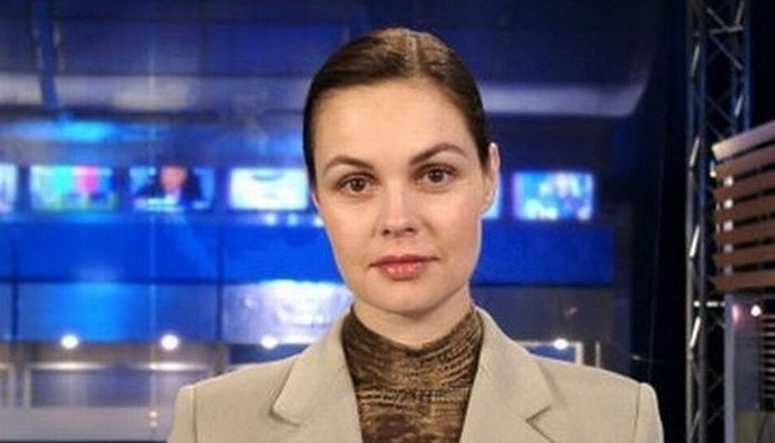 Русскую телеведущую жарят
