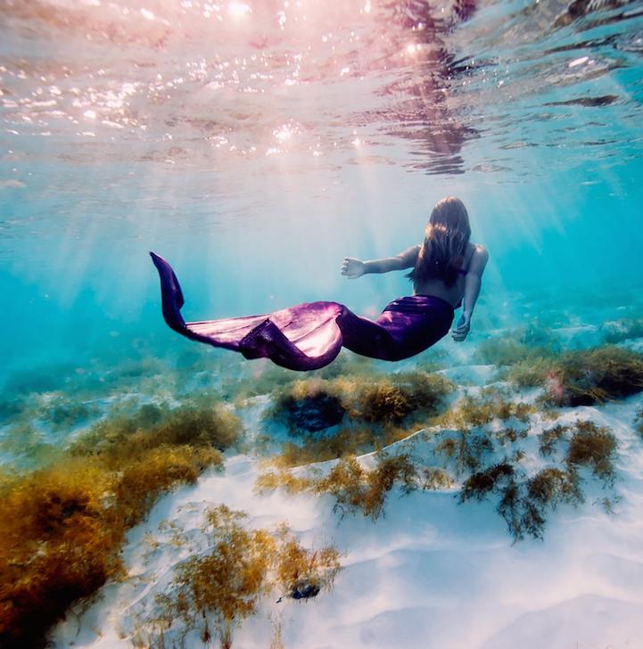 Анатомическое телосложение подводные фото голых женщин