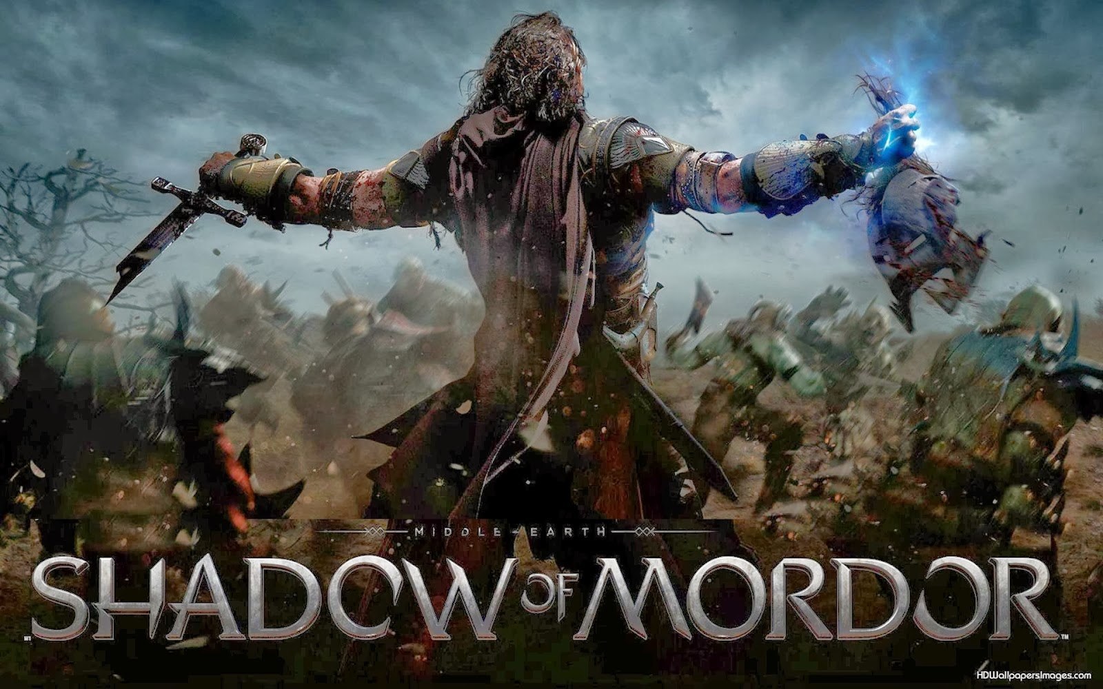 Middle-Earth: Shadow of Mordor от Деда Максима видео, дед максим играет, обзор на заказ от деда максима