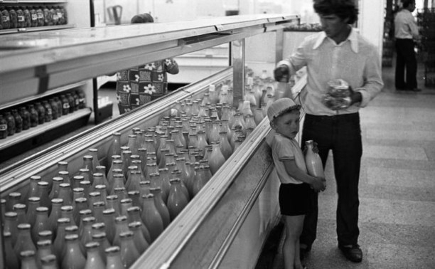 Наесться на рубль: быль времен СССР продукты, рубль, ссср