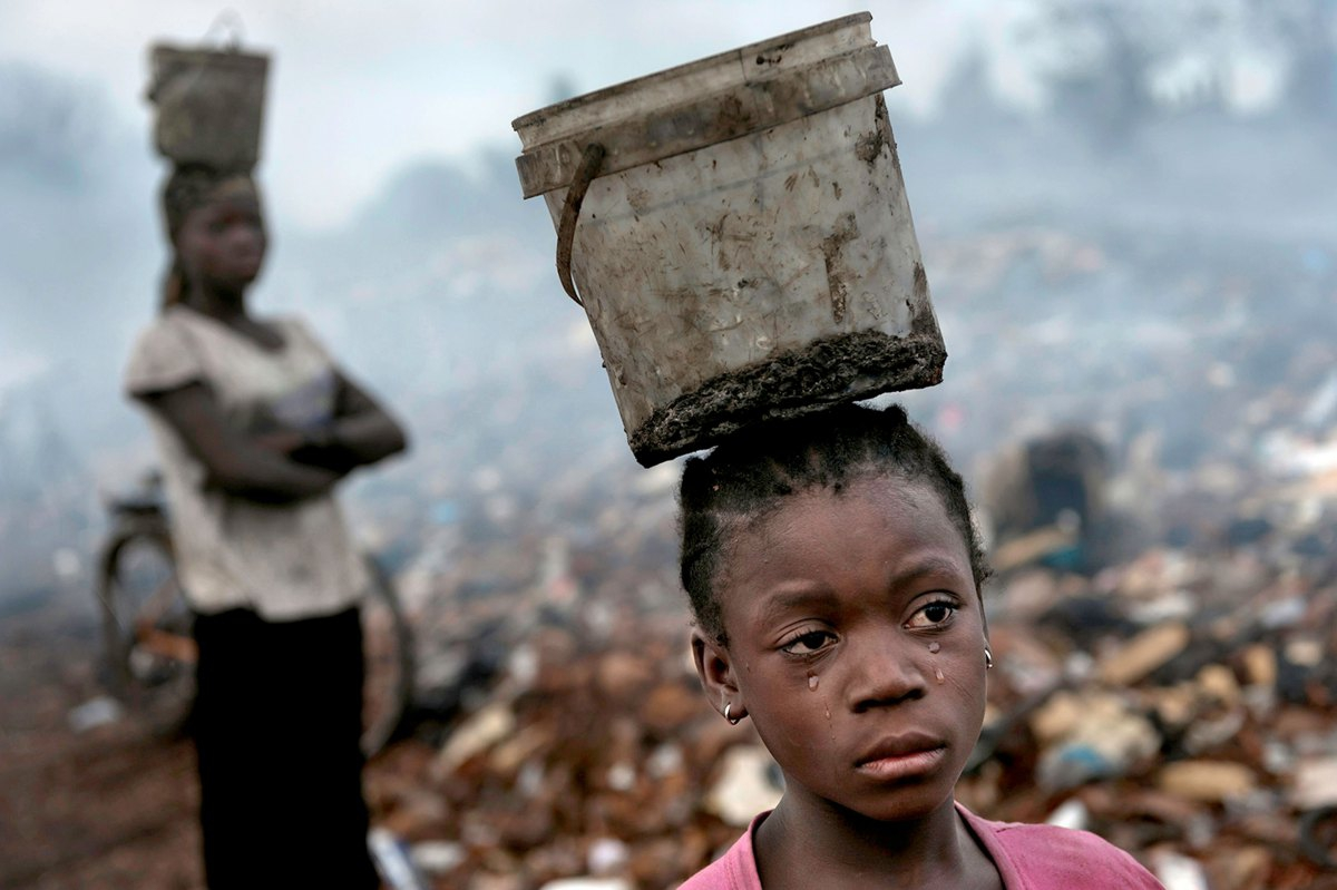 essay on poverty in ghana