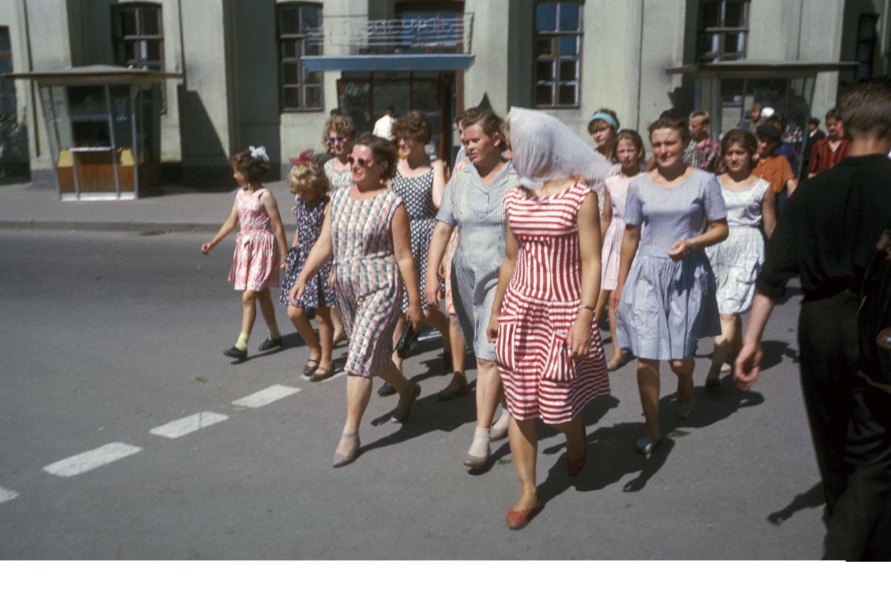 шестидесятые все картинки этнических русских
