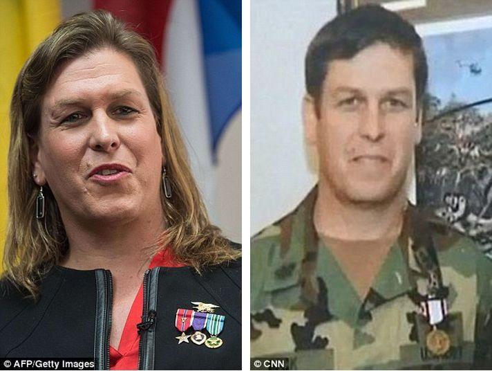 Трансвеститы в армии
