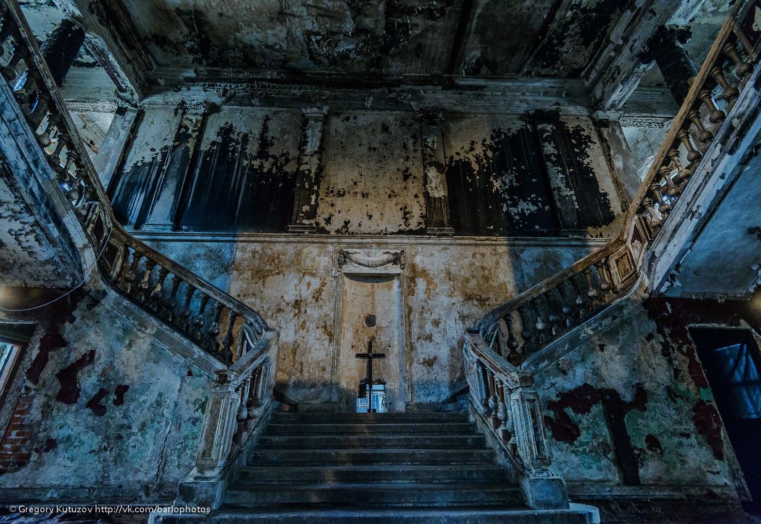 Заброшеные места в санкт петербурге фото сомневаются, можно