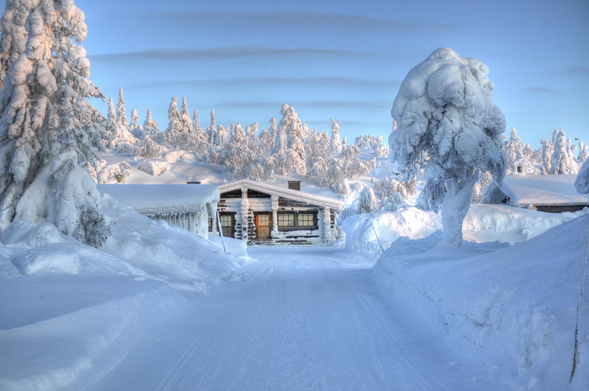 Финляндия в мире, отопление