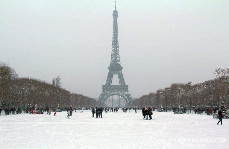 Франция в мире, отопление
