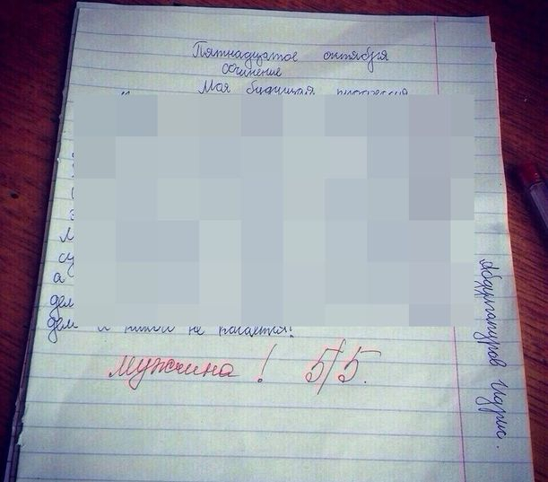 Эссе на тему моя будущая профессия учителя 1802