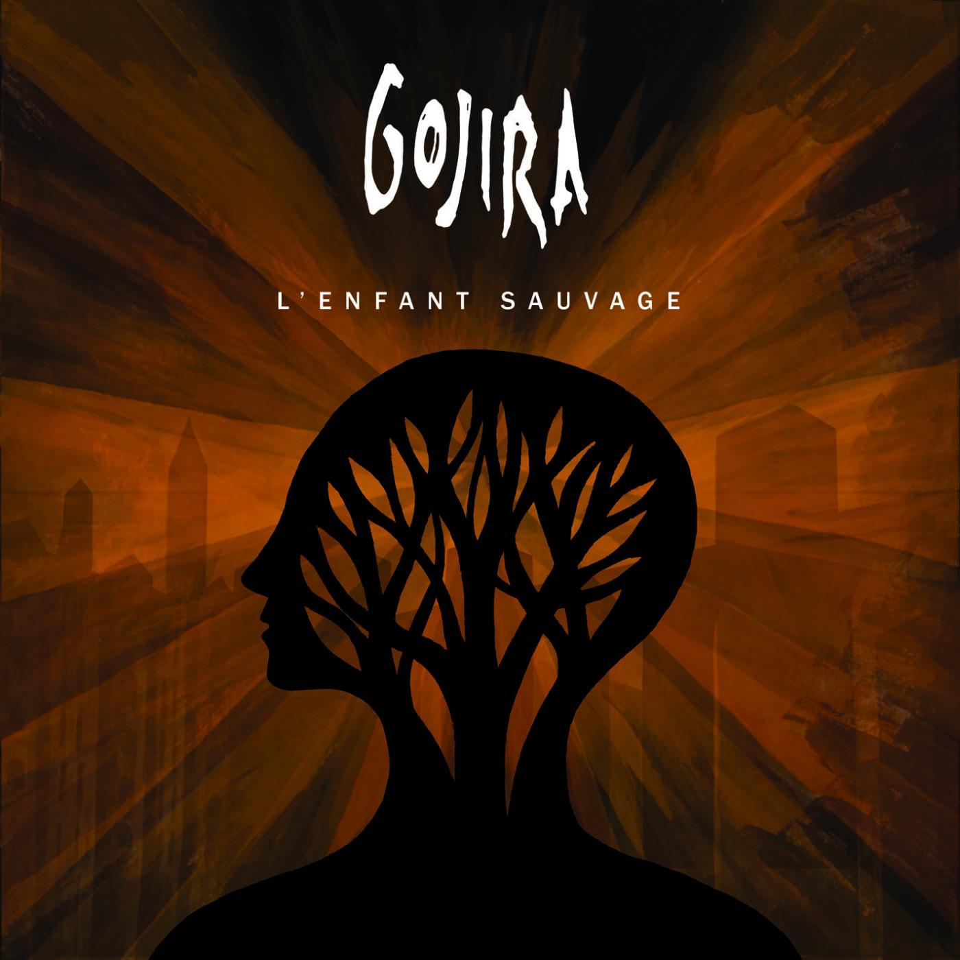Gojira - L'Enfant Sauvage (guitar cover)  Gojira, L'Enfant Sauvage, death metal, guitar cover, видео