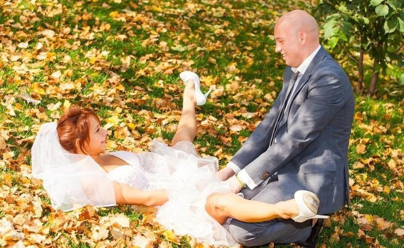 лариса можно ли рвать или резать свадебные фото для хонда