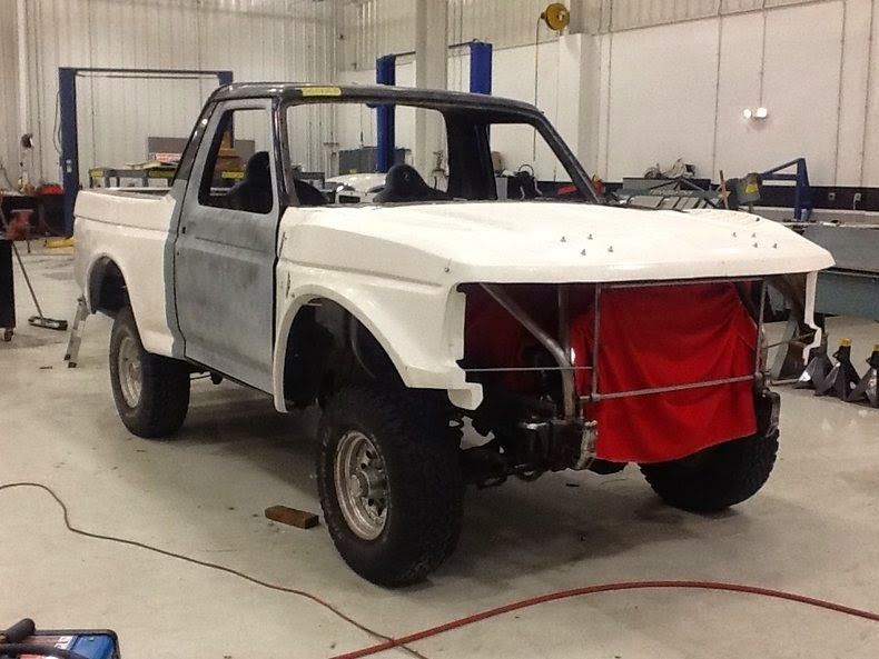 "Ford Bronco ""Operation Fearless"""