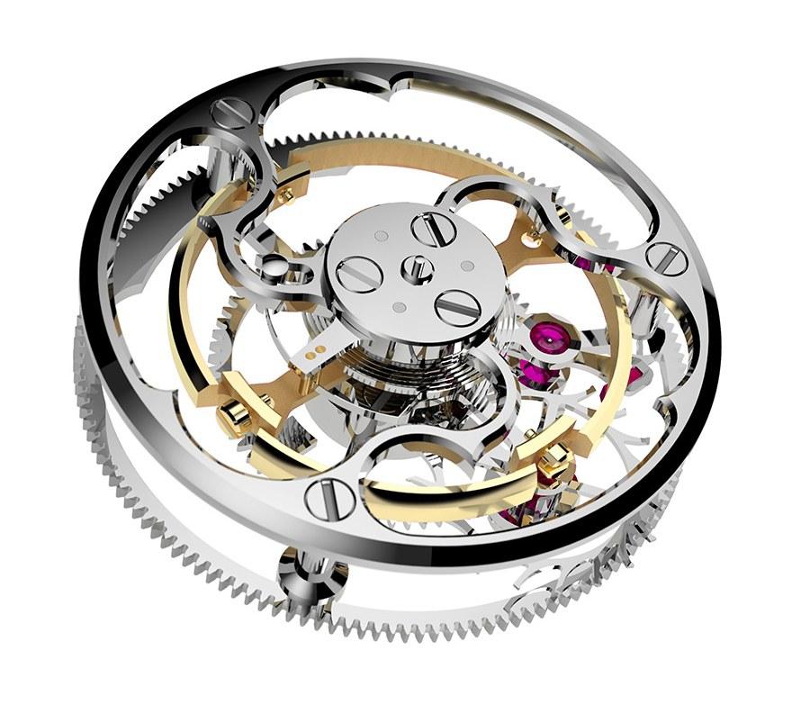 Механизм турбийон в механических часах bc141b1add3