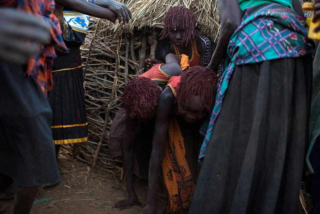 an analysis of the ceremony in kenya with forced tradition and religion In 2006 more than 14 million girls under 18 were forced into marriage in sub-saharan africa, according to the un mohamed told irin she hopes she will be the last child-bride victim: i hope to play and go to school as every child does.