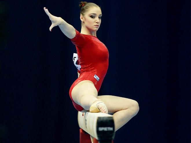 Фигуристые гимнастки онлайн — pic 1