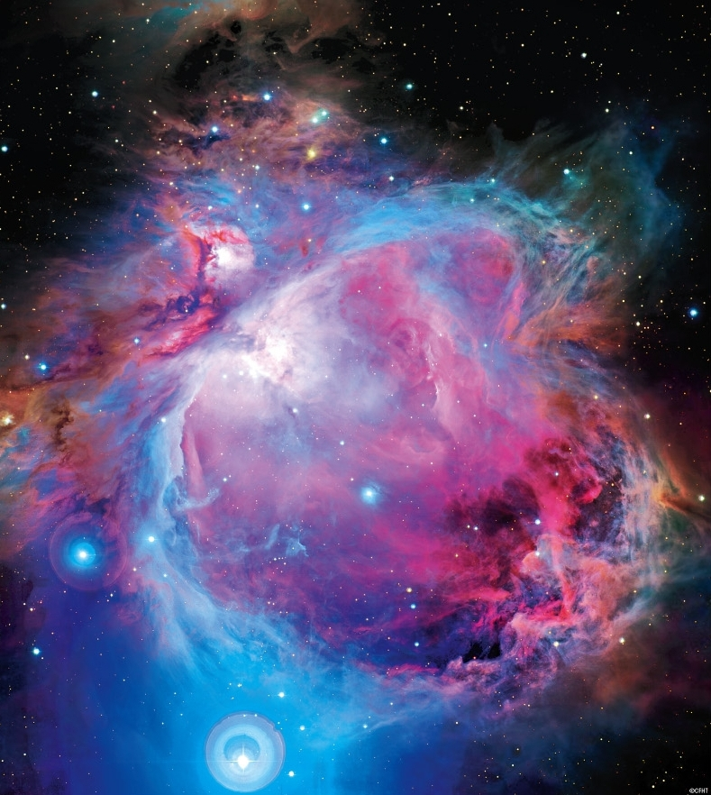 orion nebula pictures - 789×882