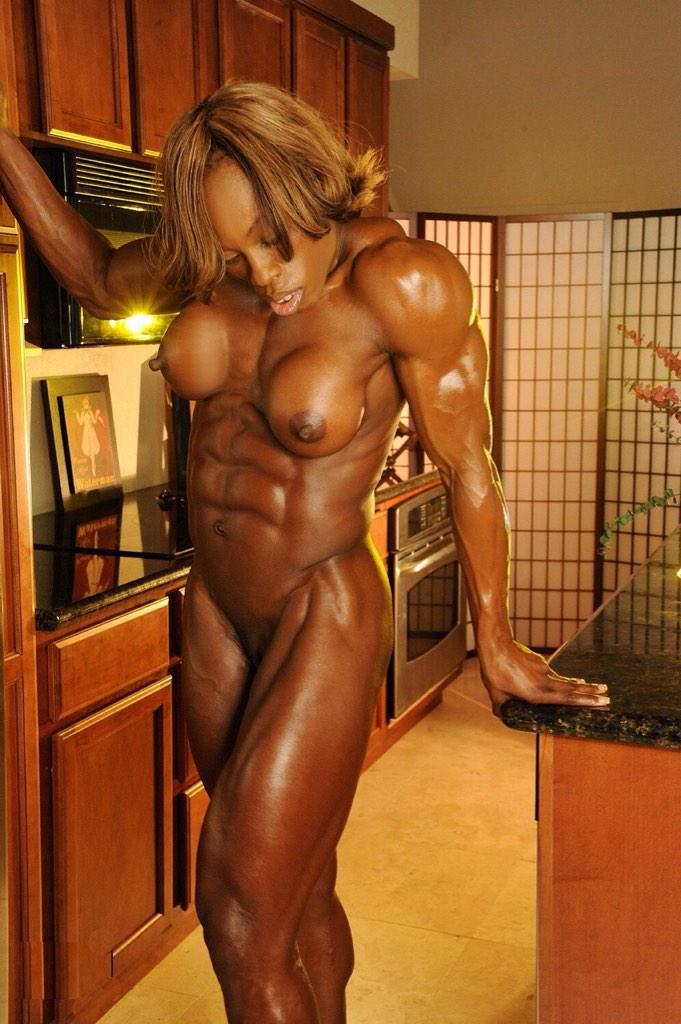 Muscle women porn pics