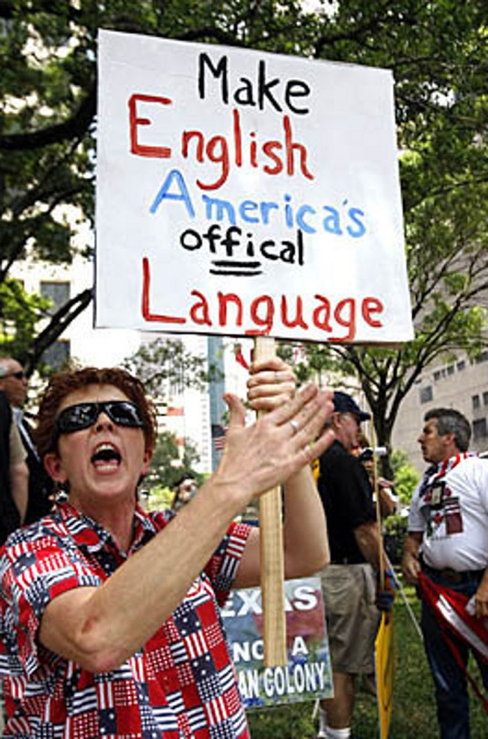 english only america essays Arguments against you must answer an vote no on english only policies and practices to make it easier for recent immigrants to assimilate into american.