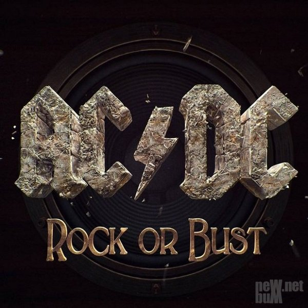 Новый Альбом AC/DC - Rock Or Bust (2014) альбом, музыка, рок