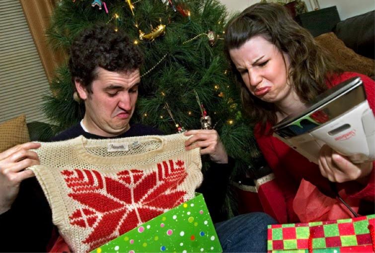 Как дарить новогодние подарки, или Намазано ли медом под 93