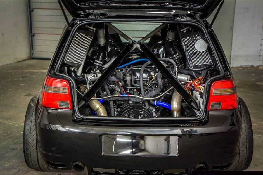 двигатель lamborghini gallardo